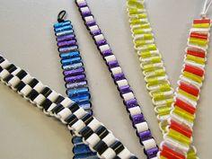 Kässää Mankolassa: hama-helmet szívószálból is jó lehet Hama Beads, 3d Perler Bead, Pony Bead Crafts, Straw Crafts, Crochet Earrings Pattern, Crafts For Kids, Arts And Crafts, Green Craft, Diy Bags Purses