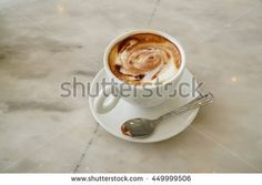 A cup of mochaccino