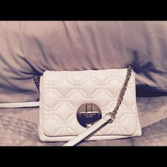 Kate spade quilted cross body Like new kate spade Bags Crossbody Bags