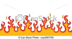 Vector - Fire Flames - stock illustration, royalty free illustrations, stock clip art icon, stock clipart icons, logo, line art, EPS picture, pictures, graphic, graphics, drawing, drawings, vector image, artwork, EPS vector art