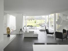 Galería - Casa Luxemburgo / Richard Meier