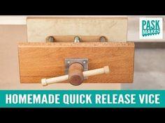 » Homemade Quick Release Vice - DiyCrazy