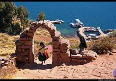 Isla Taquile, lago Titicaca. Perú | Flickr - Photo Sharing!