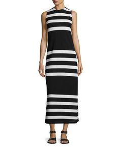 Seduce black maxi dress