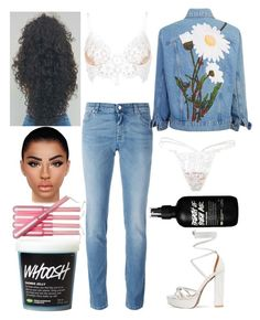"""""""Interviews: December 2"""" by allison-syko ❤ liked on Polyvore featuring Givenchy and For Love & Lemons"""