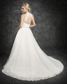 Ella Rosa Style BE309 #bridal #weddingdress