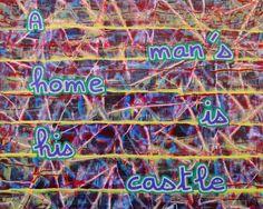 PA 27_ Charbonnier est maître chez soi  -  Karim Merzougui (artiste peintre) – Google+