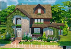 Emma Simmer Creations: Made it  a home.