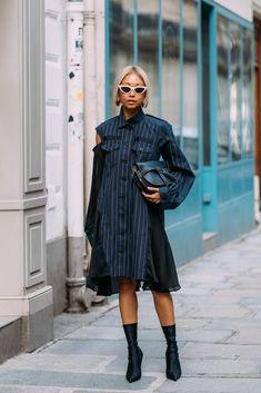 Day 7 | Street Style at Paris Fashion Week Fall 2018 | POPSUGAR Fashion Photo 63