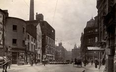 Liverpool Picturebook a site featuring a collection of old photographs and pictures of Liverpool, and Liverpool History, updated regularly. The history of Liverpool in Pictures Liverpool History, Liverpool Street, Street View, Pictures, Photos, Photo Illustration, Drawings