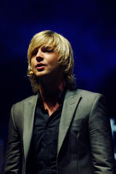 Keith Harkin- Celtic Thunder. Yes I may have just admitted to being my 80 yr old grandma....