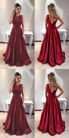 Burgundy Prom Prom Dresses,Long Evening Gown,Graduation Party Dresses,Prom Dresses For Teens,A Line Prom Dress Prom Dresses For Teens, A Line Prom Dresses, Formal Dresses For Women, Homecoming Dresses, Party Dresses, Teen Dresses, Prom Gowns, Dress Prom, Long Dresses