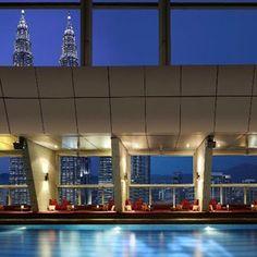 Traders Hotel Kuala Lumpur - Exterior View of Hotel Traders