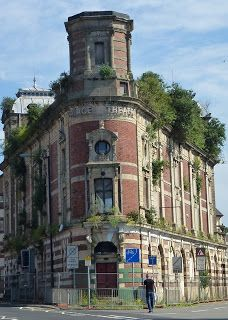 The Palace Theatre in High Street, Swansea. Derelict but now with some hope of restoration Swansea Bay, Swansea Wales, Cymric, Aberystwyth, Flat Irons, Flatiron Building, Old Street, Ghost Towns, South Wales