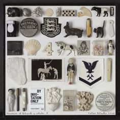 Museum of Black and White - Peter Blake