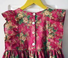 Womens Fashion For Over 50 Kids Frocks, Frocks For Girls, Little Girl Dresses, Girls Dresses, Girls Frock Design, Baby Dress Design, Girls Fashion Clothes, Kids Fashion, Womens Fashion