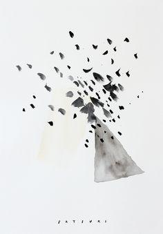 FLIGHT OF THE BLACKBIRD — satsuki shibuya