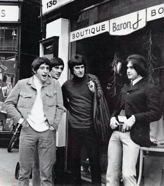 The Kinks [Calle Modista]