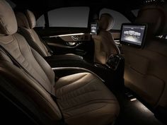 Price list, characteristics, and dimensions of the new Mercedes-Benz Clase S