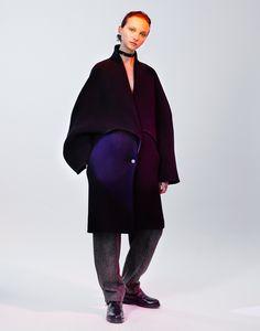 Chalayan Pre-Fall 2016 ✨ Fashion Fantasy - Darkness