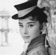 "bohemea: "" Audrey Hepburn """