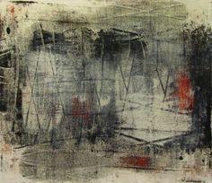 Joanne Batchelor - Landscape #5 - acrylic on canvas