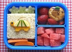 Has great links to give you ideas on what to make for lunch and how to pack healthier