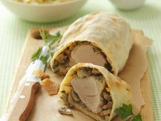 Champignon-Schweinefilet-Strudel ist ein Rezept mit frischen Zutaten aus der Kategorie Schwein. Probieren Sie dieses und weitere Rezepte von EAT SMARTER!