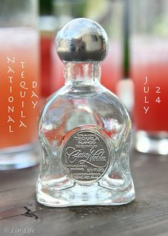 National Tequila Day… A little history and a tequila recipe round up