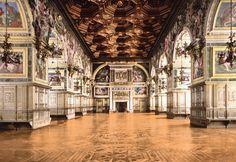 The Ballroom fontainebleau palace france