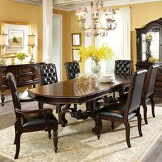 Churchill Dining Collection   Jerome's Furniture