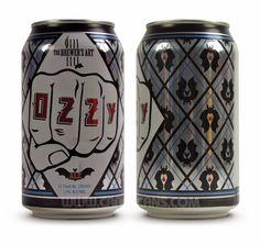 Ozzy Osbourne beer