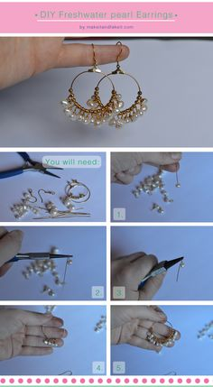 DIY - Earrings