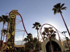 Rip Ride Rockit at Universal Studios Florida!