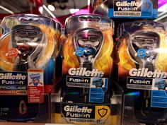 Gillette is cutting the price of its razors by up to 20%