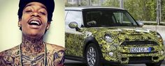 A tribute to famous men and cars by an anonymous group of people that don't drive Wiz Khalifa, Famous Men, The Wiz, Cars, Mini, People, Autos, Vehicles, Automobile