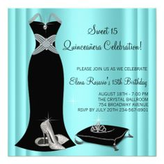 $$$ This is great for          	Elegant Black and Teal Blue Quinceanera Personalized Announcement           	Elegant Black and Teal Blue Quinceanera Personalized Announcement today price drop and special promotion. Get The best buyDiscount Deals          	Elegant Black and Teal Blue Quinceaner...Cleck Hot Deals >>> http://www.zazzle.com/elegant_black_and_teal_blue_quinceanera_invitation-161667434325854969?rf=238627982471231924&zbar=1&tc=terrest
