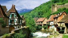 Kaysersberg Village, France
