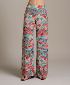 Gracia Santa Fe Pant - Really cute on believe it or not
