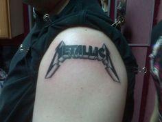 #Metallica #Tattoo