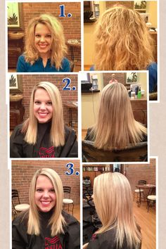 What Hairstyle Should I Get Brazilian Blowout Explained  Hair&beauty  Pinterest  Brazilian
