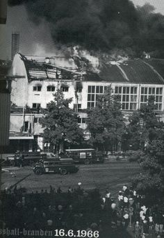 Tulipalo Helsingissä