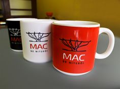 MAC de Niterói - Lojinha   Dupla Design