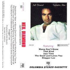 Diamond, Neil / September Morn (1979) / Columbia FCT-36121 (Cassette), $3.75