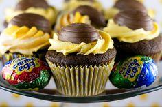 easter cupcakes yummmmmmmy