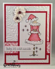 Santa Baby, Unity Stamp Company
