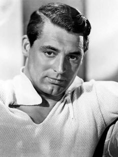 A Young Cary Grant