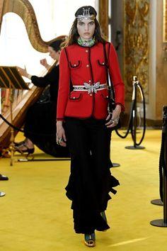 Sfilate Gucci Pre-collezioni Primavera Estate 2018 - Sfilate Firenze - Moda Donna - Style.it