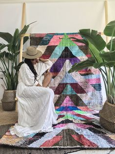 Image of Bola Graphic Patterns, Print Patterns, Pattern Print, Floor Rugs, Kilim Rugs, Textures Patterns, Home Accessories, Weaving, Shabby