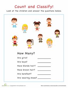 Categorization: Food | Worksheets, Basic math and Math